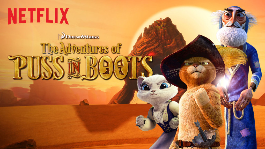 The Adventures of Puss in Boots Season 5 July 28