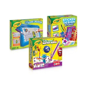 Crayola Holiday Prize Pack