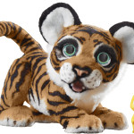 HASBRO FurReal Roarin' Tyler Tiger- The Perfect Addition to Your Furreal Family this Holiday Season #NMholiday