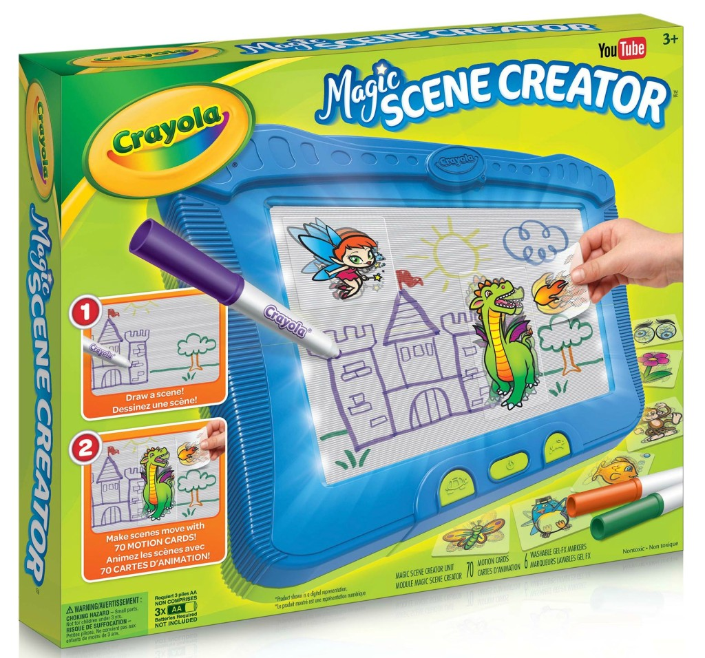 Magic Scene Creator Box 1