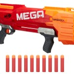 The Nerf N-Strike MEGA Twinshock Blaster #NMHoliday #Giveaway