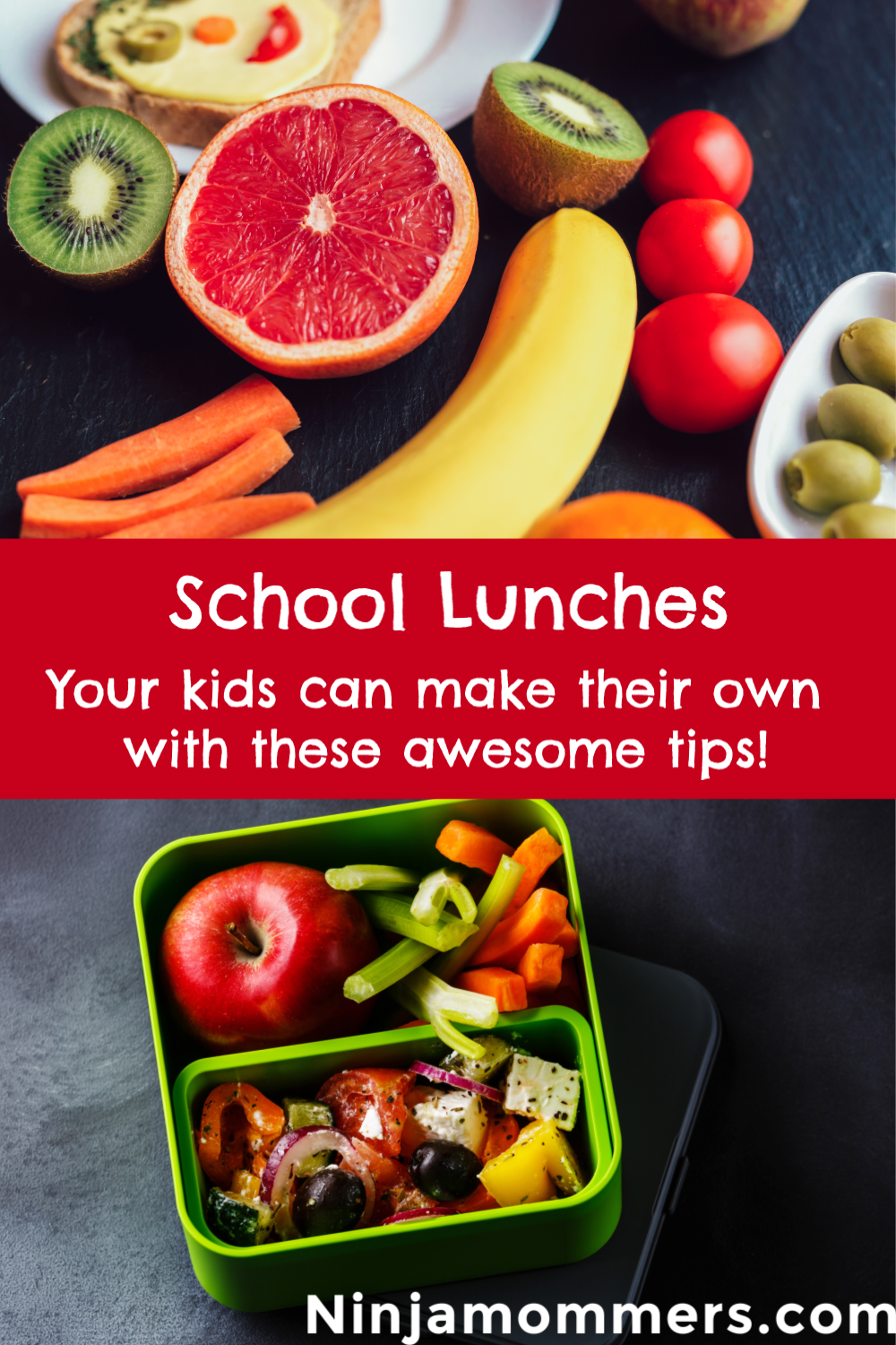 School Lunches Tips