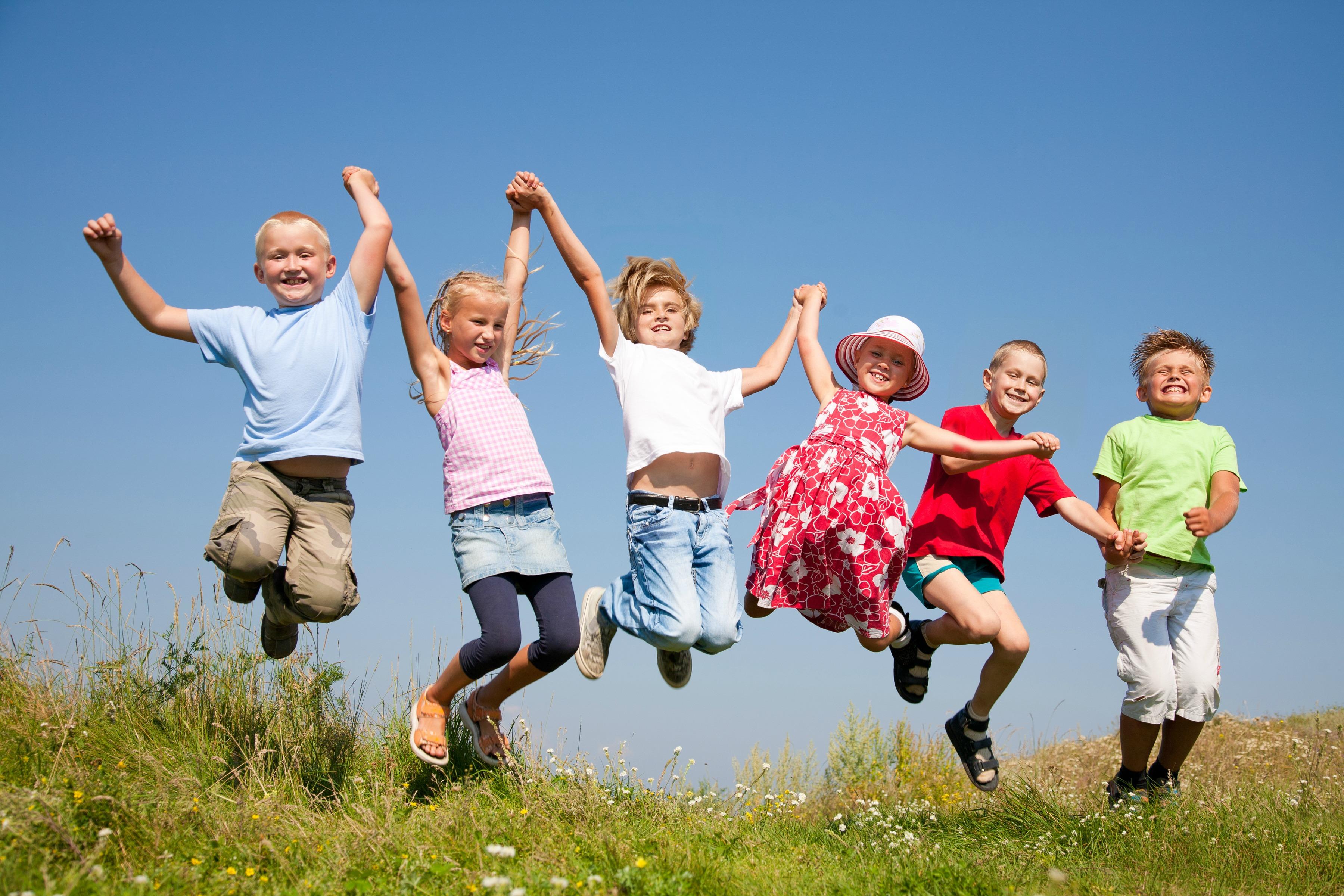 Entertain Active Kids