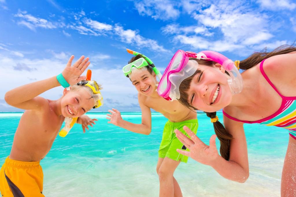 kids summer plans