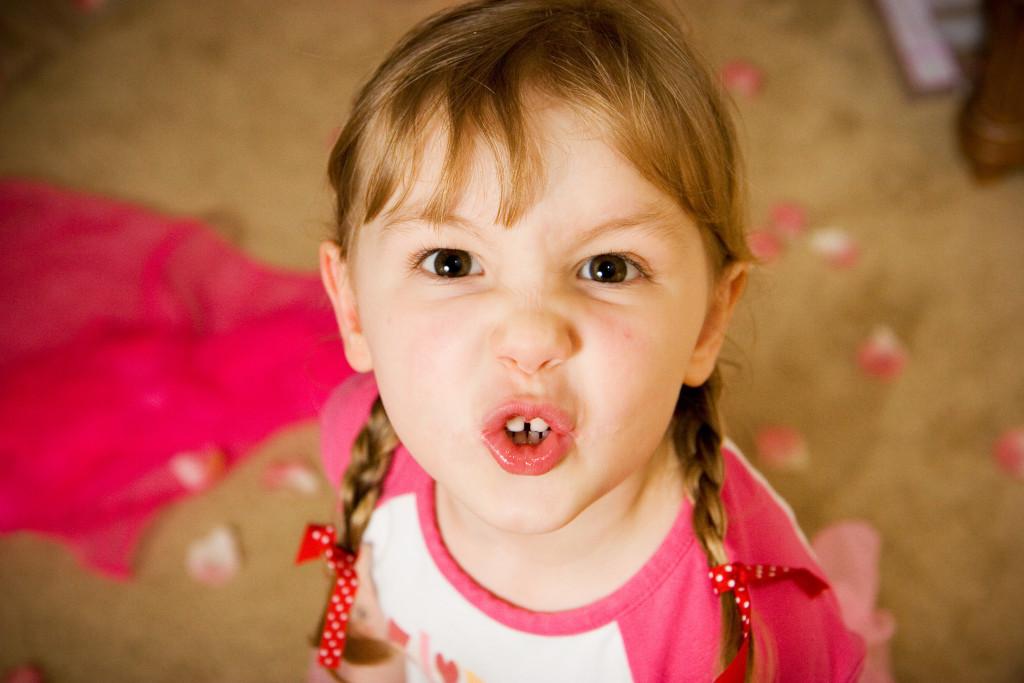 toddler bites